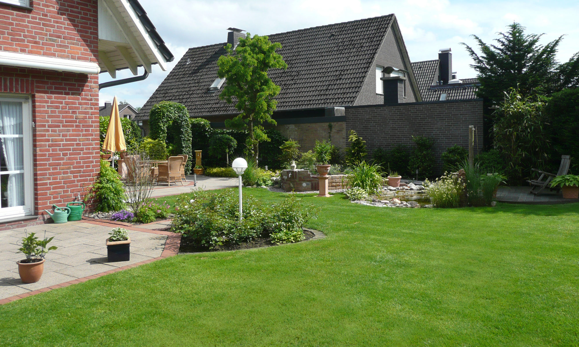 Gartengestaltung Lindert GbR